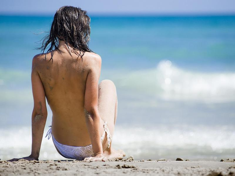 Clothing optional beaches in the USA