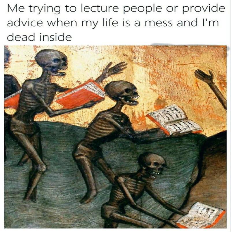 Advice fail meme