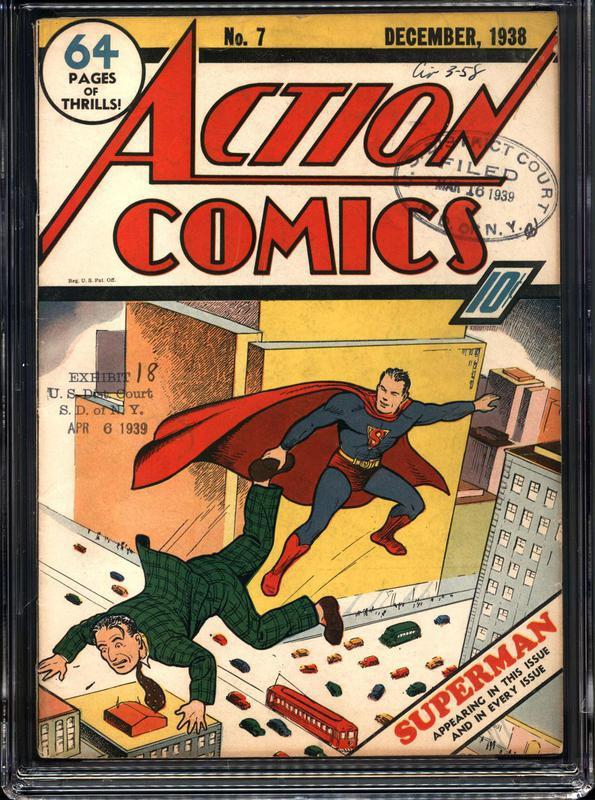 Action Comics No. 7