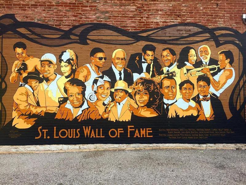 STL Wall of Fame