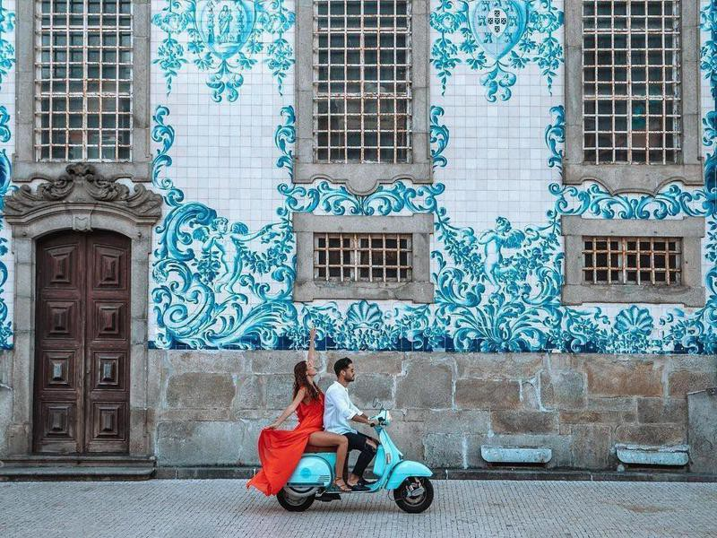 Digital nomads in Porto, Portugal