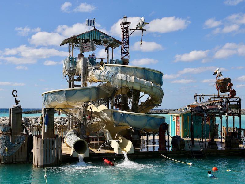 Castaway Cay Activities