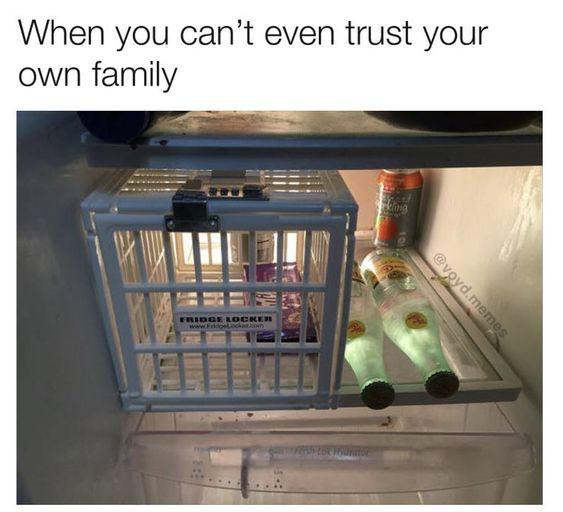 Family food meme