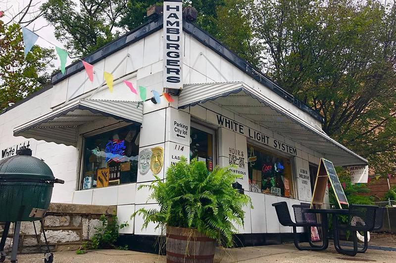 Rick's White Light Diner