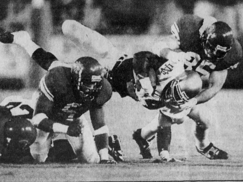 USC wide receiver Ryan Lenderman