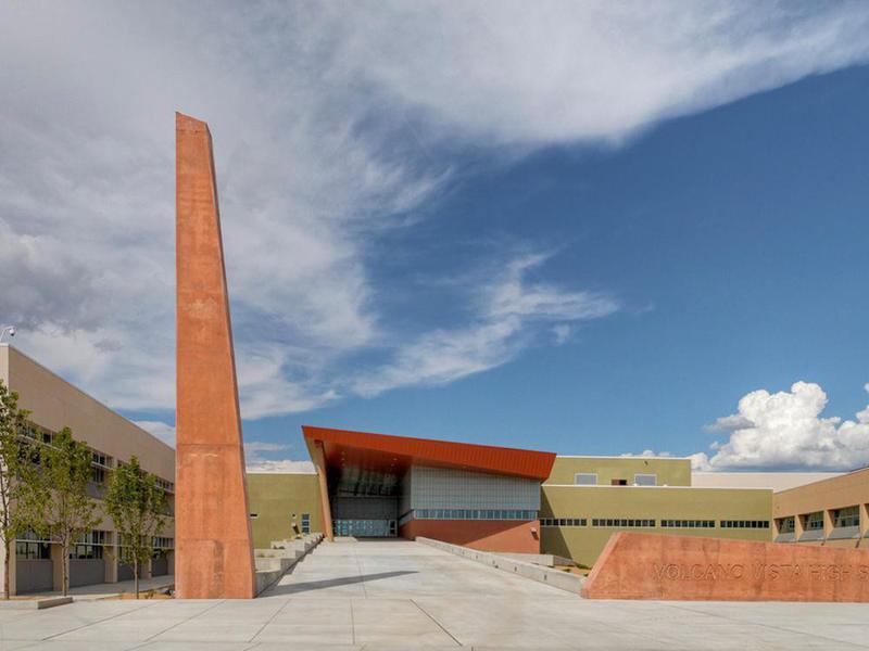 Volcano Vista High School