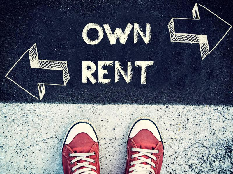 Buying Still Beats Renting
