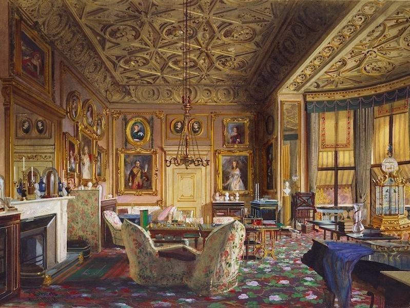 Queens Sitting Room