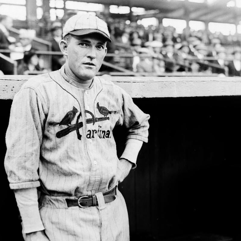Rogers Hornsby portrait