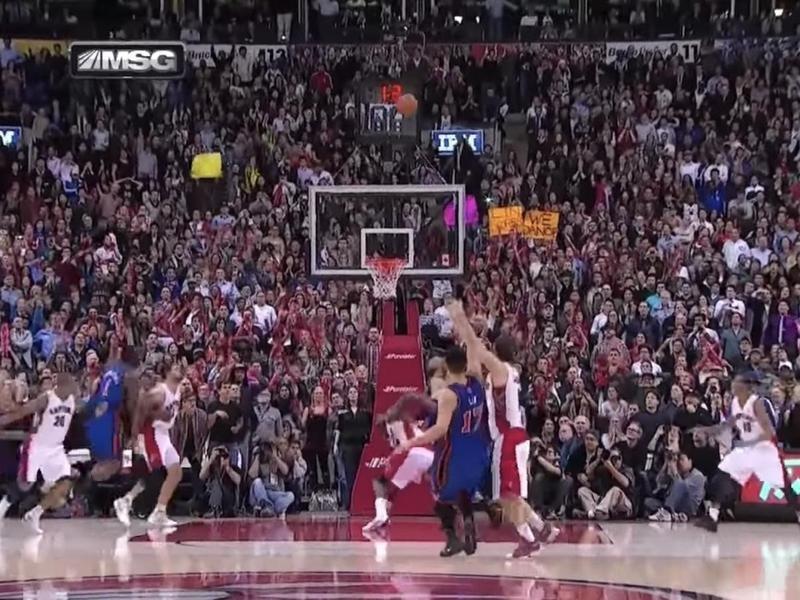 Jeremy Lin game-winner