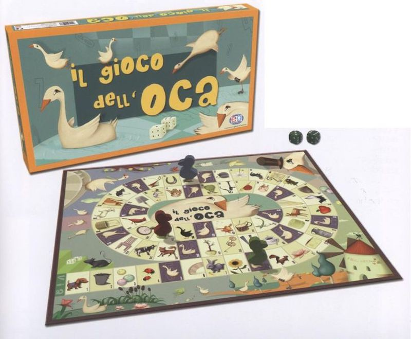 The Game of Goose