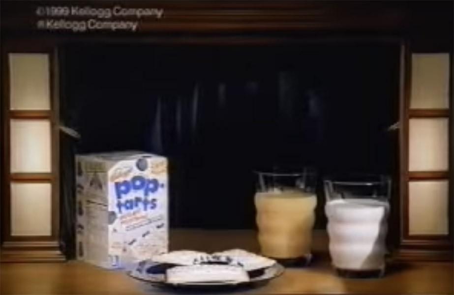Magic Burst Pop-Tarts