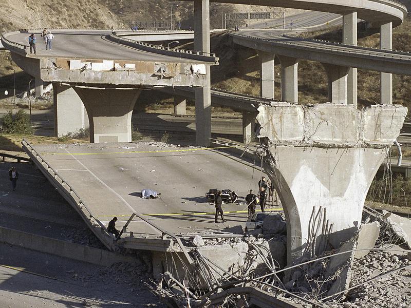 Northridge Quake