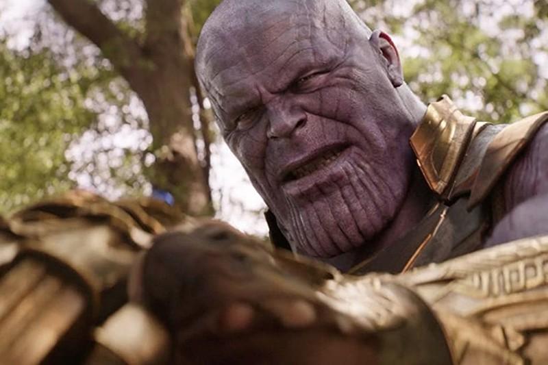 Thanos marvel villain