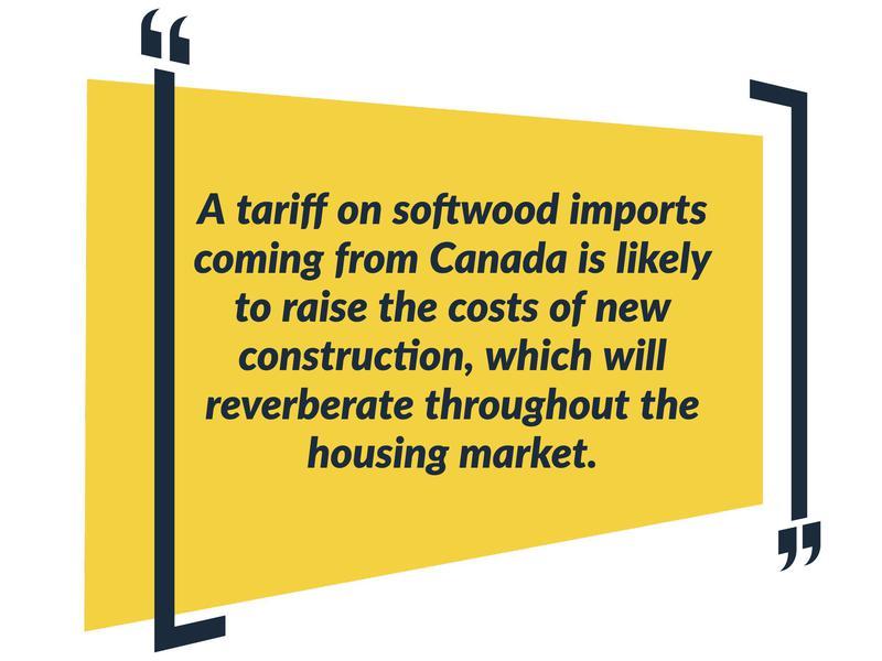 tariffs housing