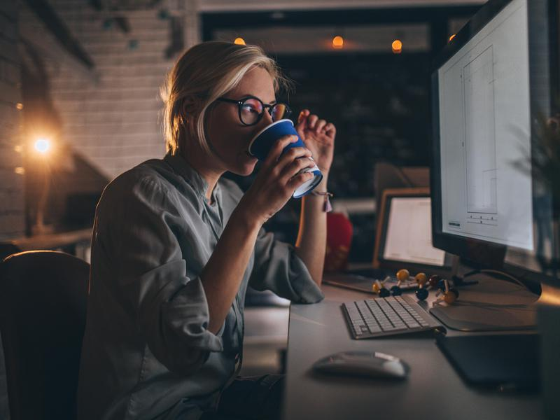 avoid losing energy at work