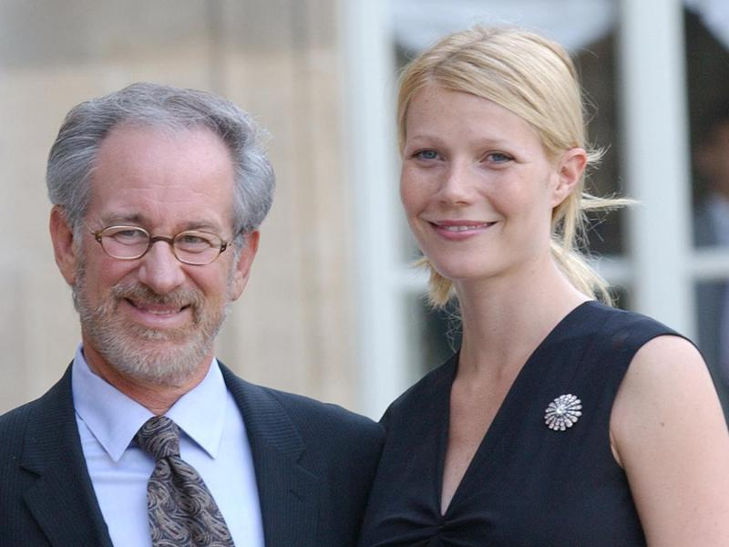 Paltrow Spielberg