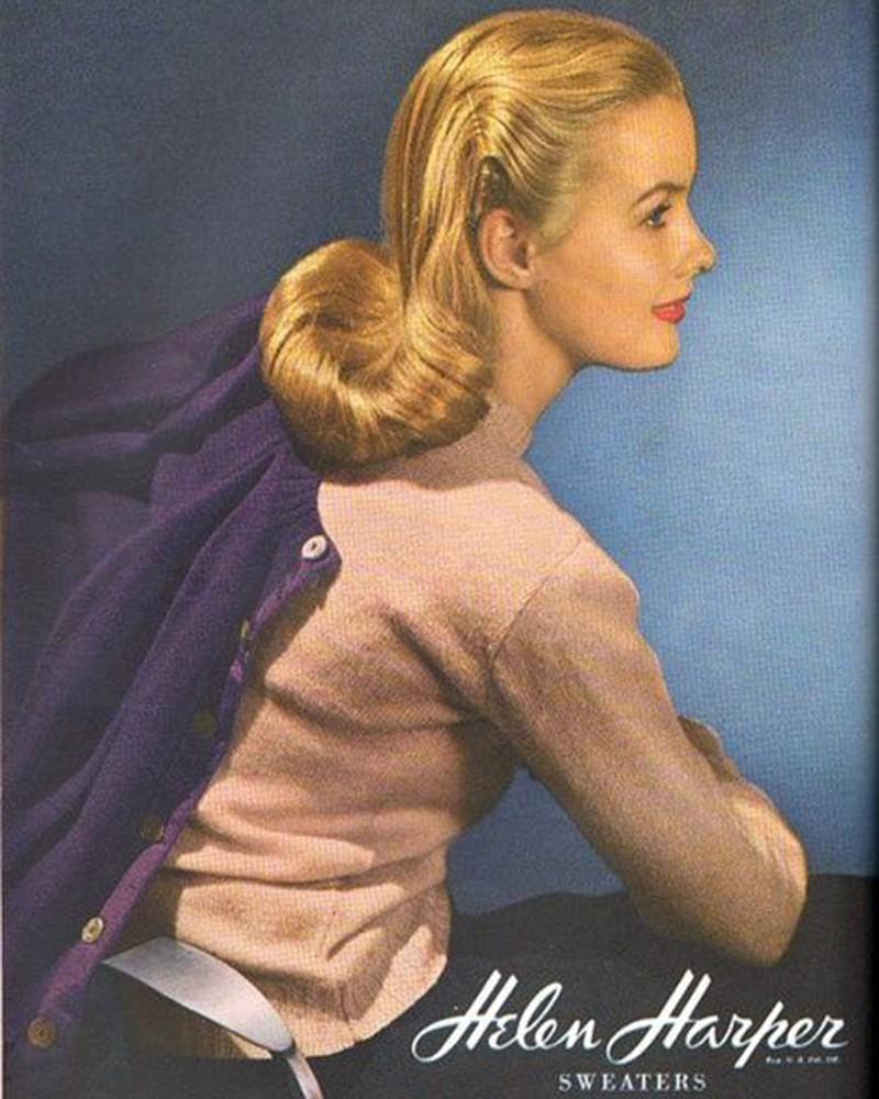 1940s: Pageboy