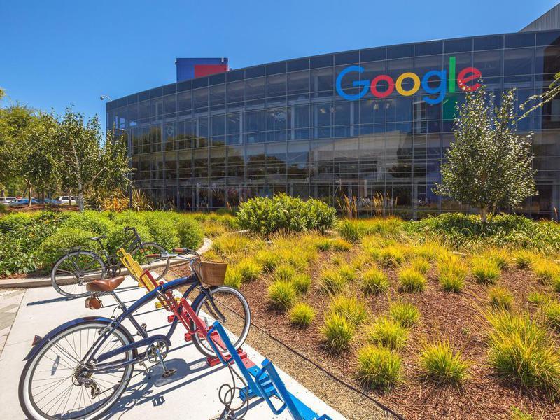 Google headquarters, Silicon Valley