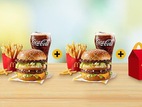 Big Mac Family Bundle