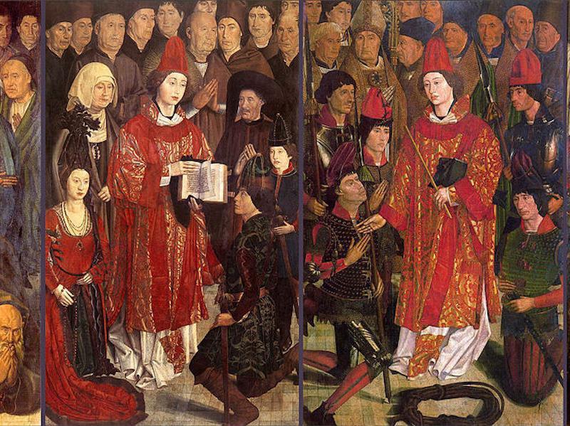 Saint Vincent Panels