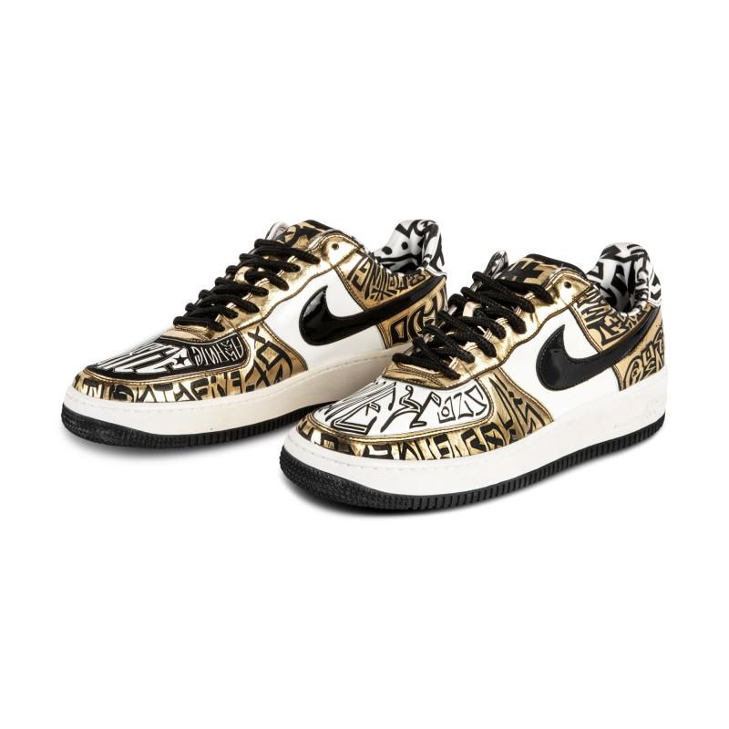 Nike Air Force 1 'Entourage x Undefeated x Fukijama Gold'