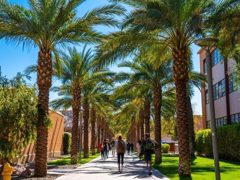Arizona State students