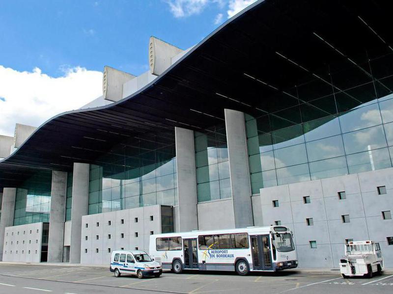 Bordeaux-Merignac Airport