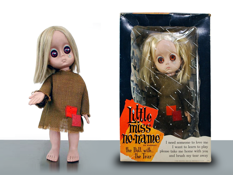 Little Miss No Name Dolls