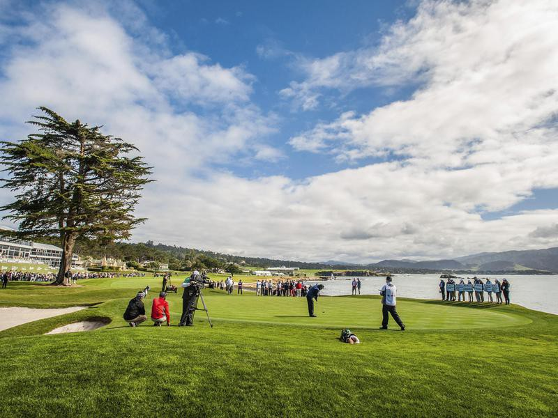 AT&T Pebble Beach Pro-Am in 2019