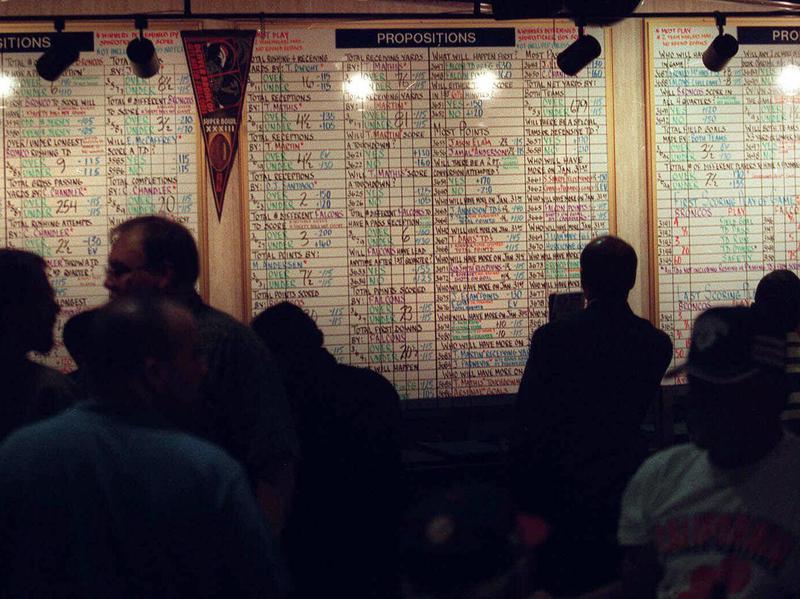 Super Bowl XXXIII  prop bets