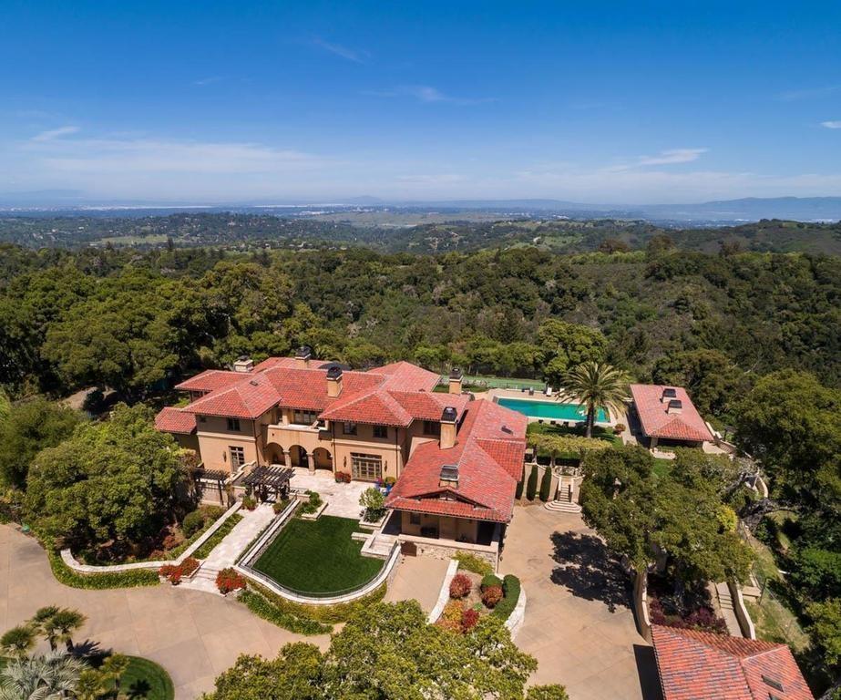 Portola Valley mansion