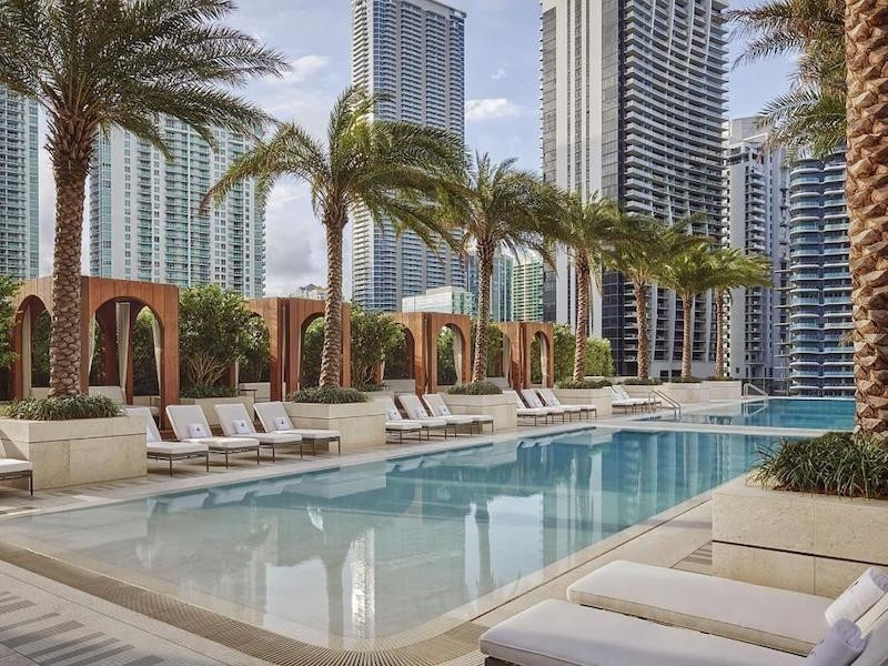 SLS Lux Brickell Miami
