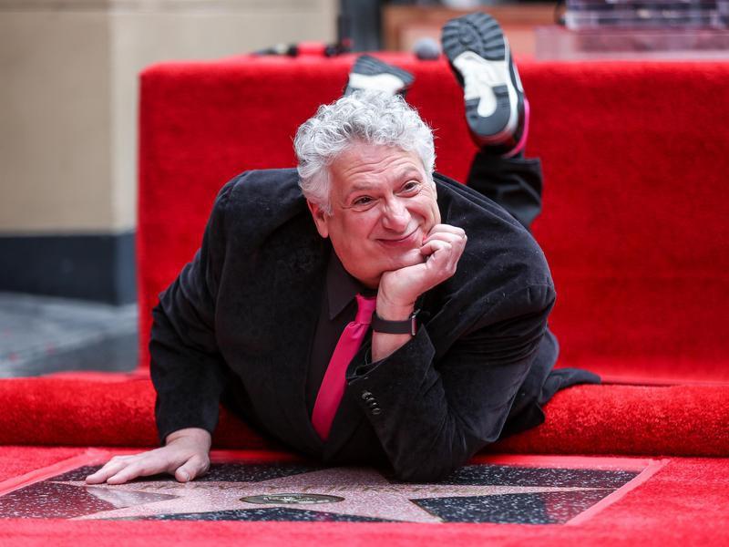 Harvey Fierstein Walk of Fame