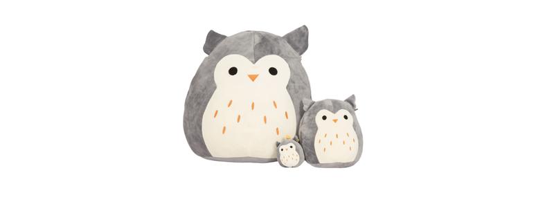 Owl Squishmallows