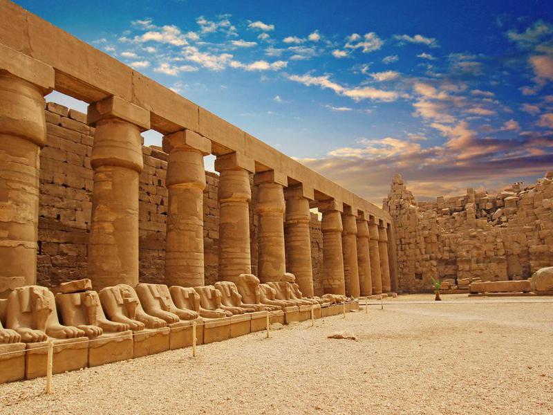 Karnak Temple Complex