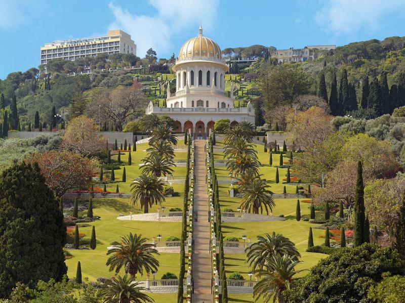 Bahá'í Gardens in Haifa