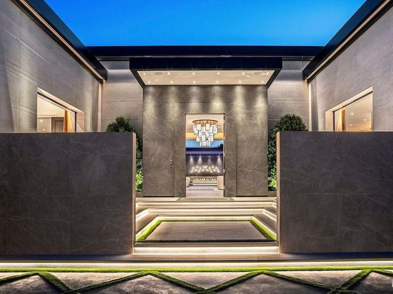 Kyle Jenner's $36.5 million mansion