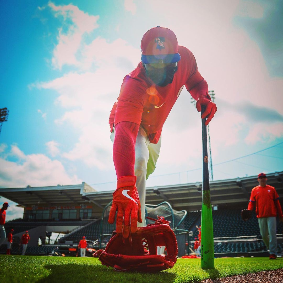 Philadelphia Phillies shortstop Didi Gregorious
