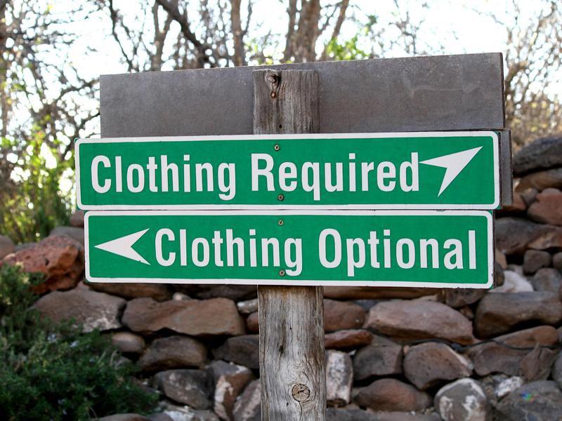 Clothing Optional Beaches