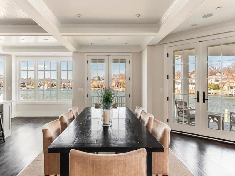 Cal Ripken Jr.'s dining room