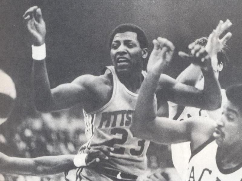 ABA/NBA forward John Brisker