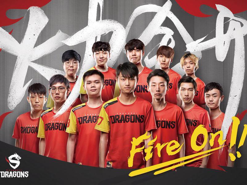 2018-19 Shanghai Dragons