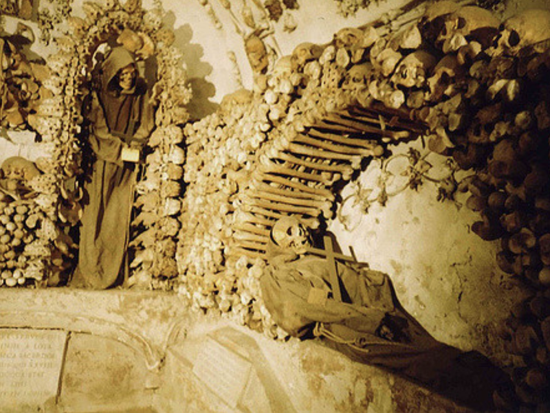Tomb of the Capuchin Monks
