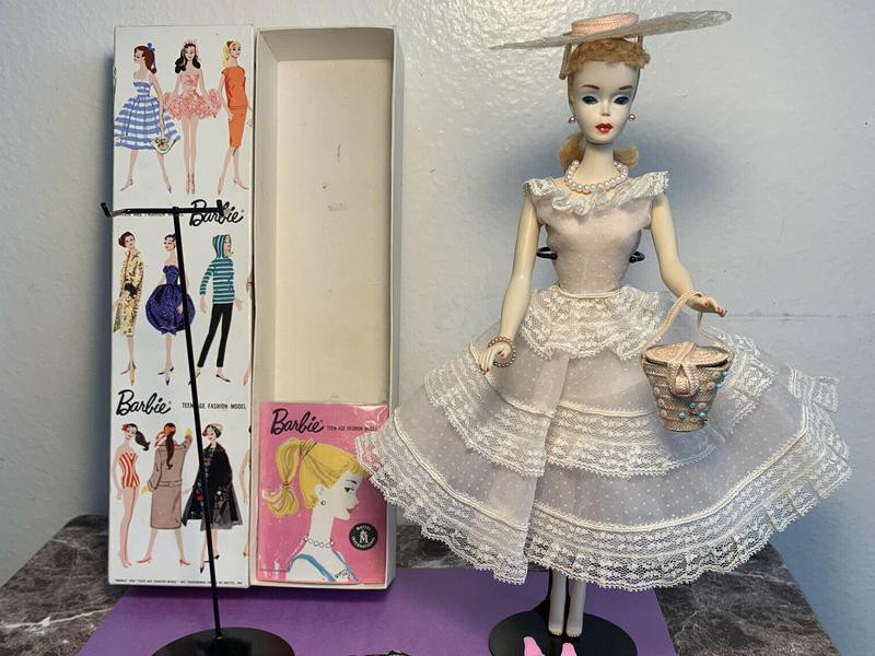 Plantation Belle Barbie