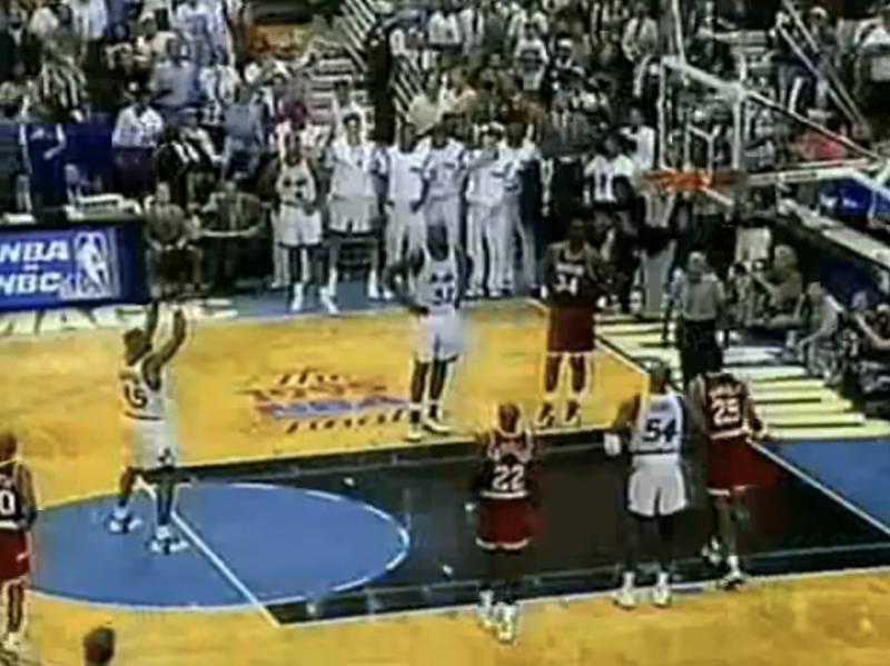 Magic vs. Rockets