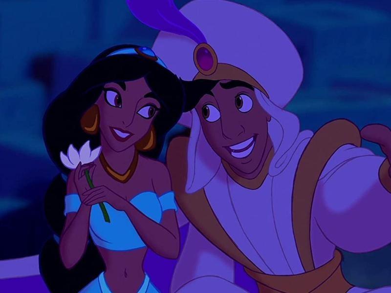 Jasmine and Aladdin (1992)