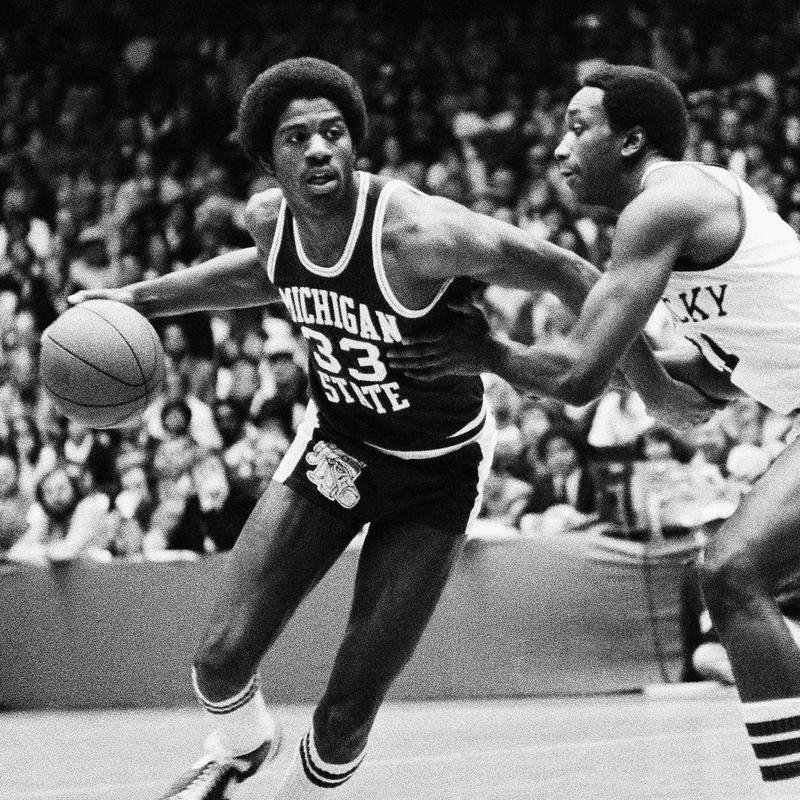 Magic Johnson in 1978