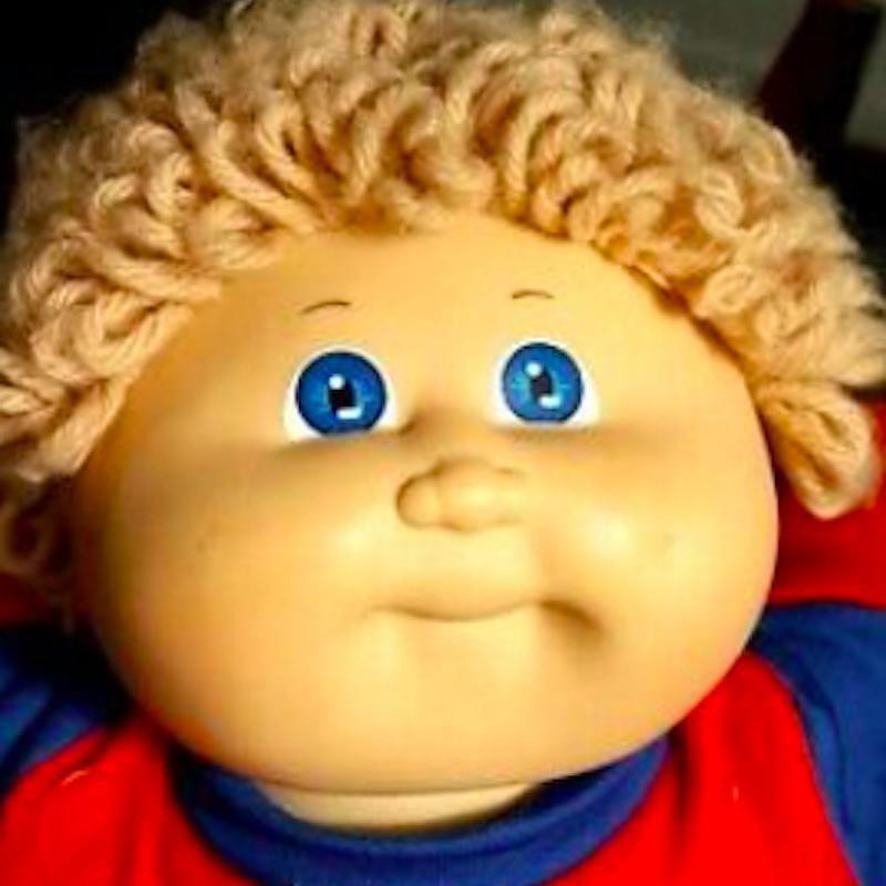 James Dudley Cabbage Patch Kid