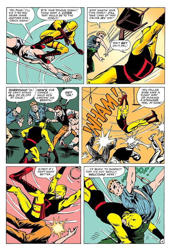 Daredevil No. 1